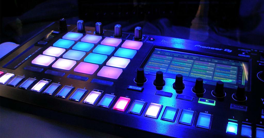 home studio midi controller